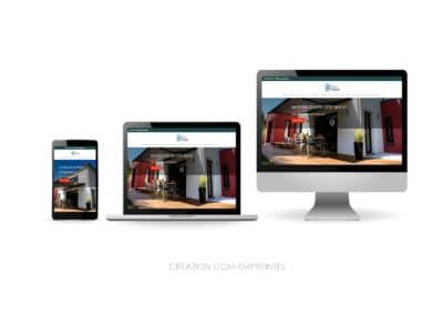Creation site web responsive sur mesure pour TPE-PME - By Com' Empreintes