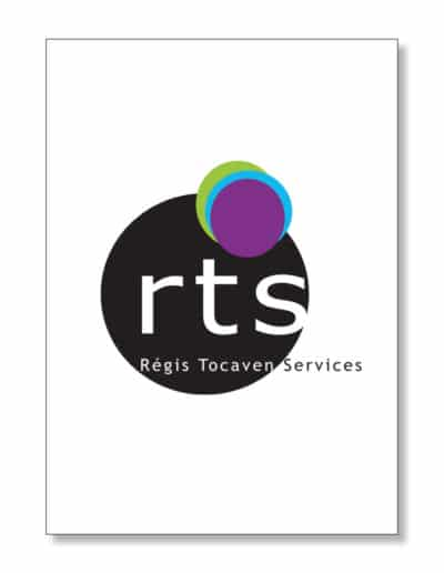 création logo pour société de services - By Com' Empreintes