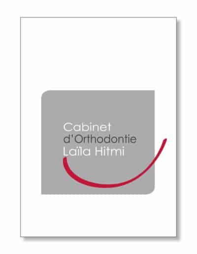 création de logo sur mesure cabinet dentaire -by Com' Empreintes