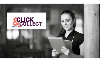 Le «click and collect» : la meilleure solution pour relancer votre boutique !