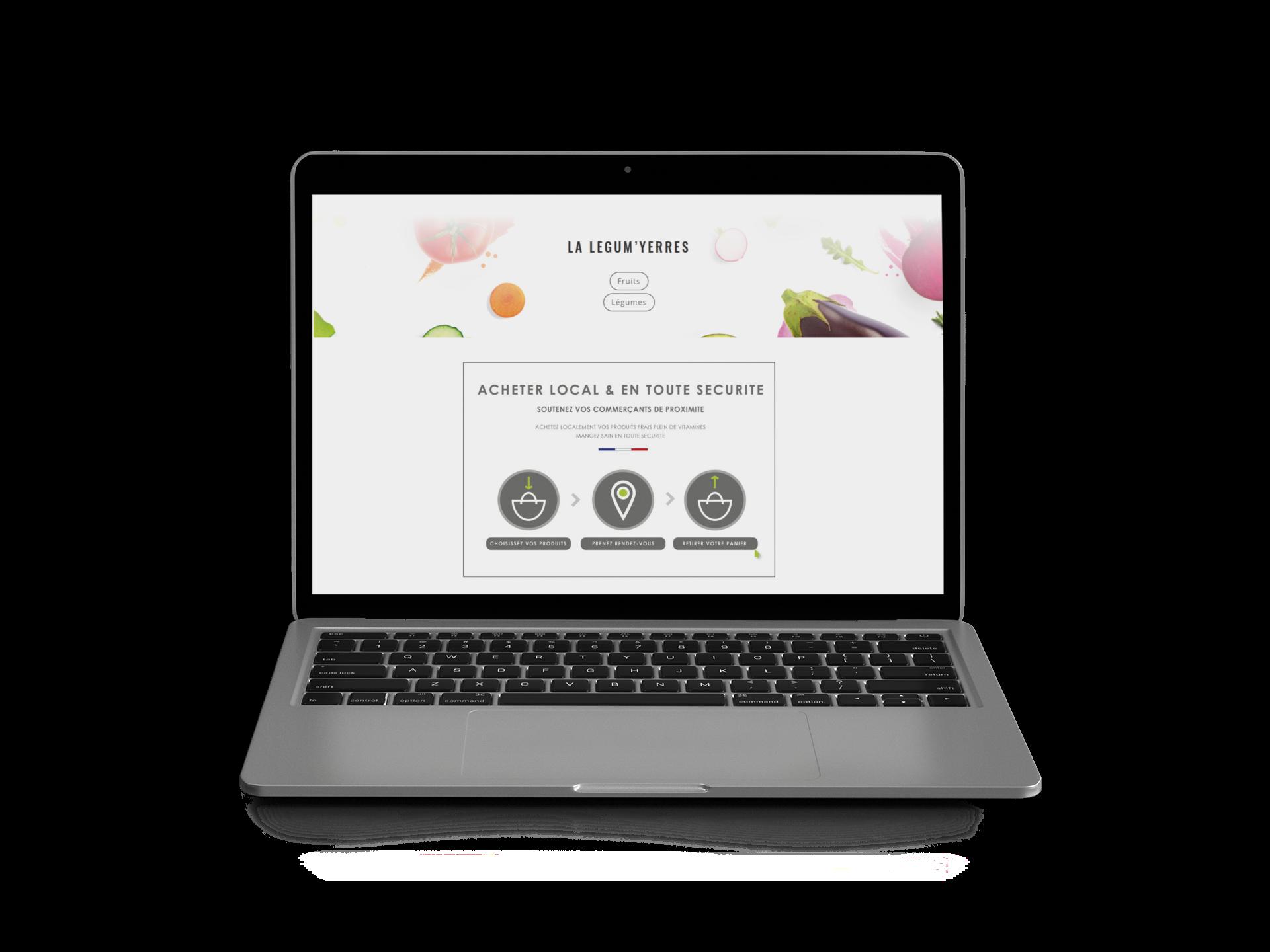 Création de site e-commerce click and collect