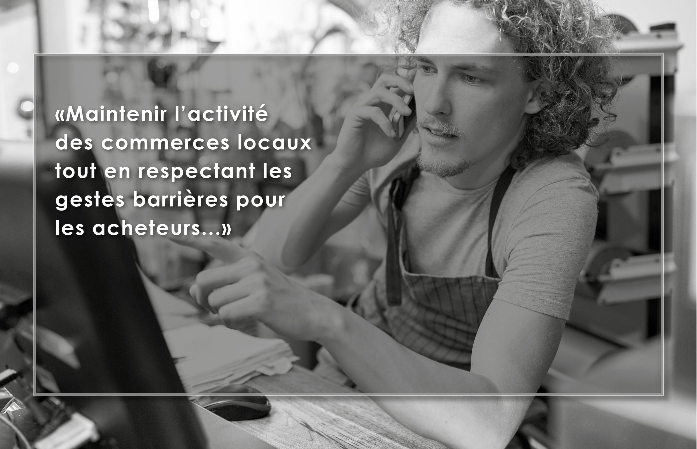 CHEQUE NUMERIQUE site web click and collect - COMMENT FINANCER SA COMMUNICATION DIGITALE