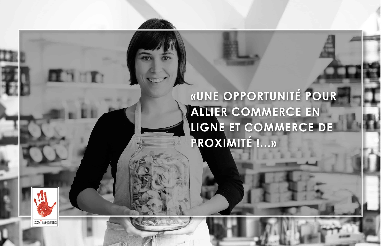 CHEQUE NUMERIQUE / Création de site e-commerce click and collect