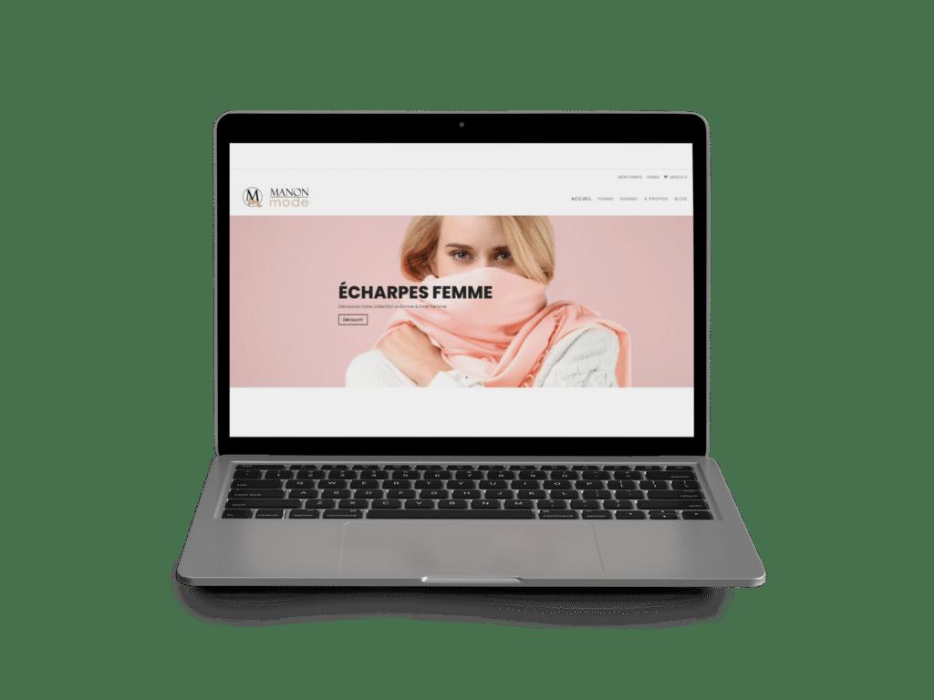 COMMUNICATION /  création site e-commerce sur mesure