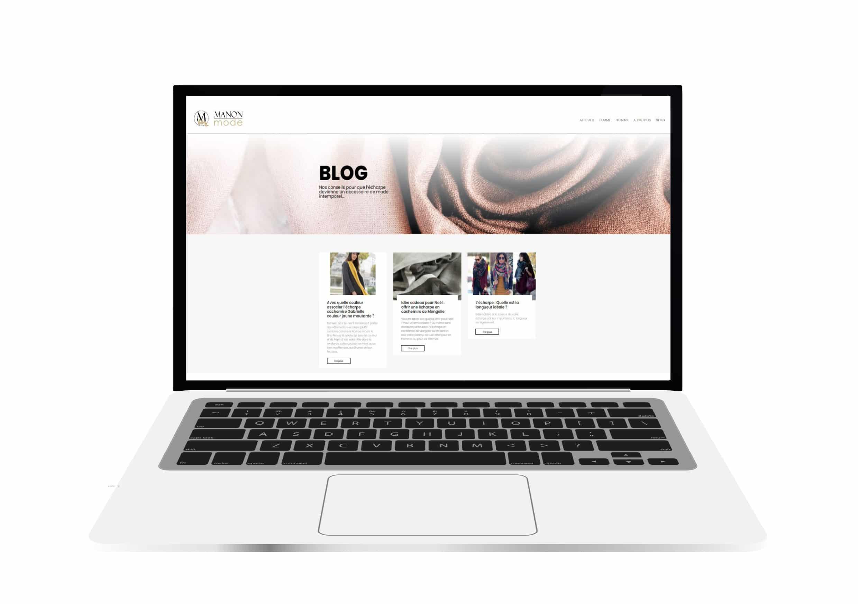 creation site web e-commerce par l'agence com-empreintes